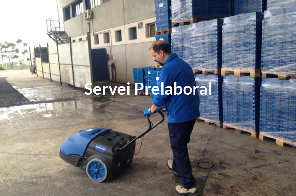 Servei pre-laboral